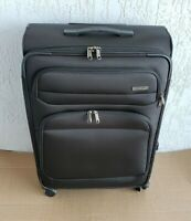 Samsonite Epsilon NXT Softside Spinner Luggage Black- 30
