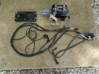 GENUINE Warn POLARIS Winch COMPLETE Kit Actuator Switch 2500 Cable ATV 04