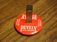VINTAGE ICE CREAM PARLOR SODA FOUNTAIN PEVELY MENU HOLDER