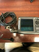 Lowrance Elite-5 Gold with Transducer