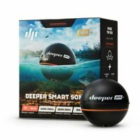 Deeper PRO+ Smart Sonar - GPS Portable Wireless Wi-Fi Fish Finder DP1H10S10 New