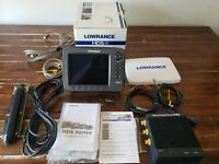 Lowrance HDS 8 Gen 2 Structure Scan HD Kit