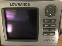 Lowrance HDS 5x Used Works Great