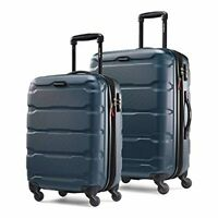 Samsonite Omni PC Hardside Expandable Luggage with Spinner Wheels 2-Piece 2024