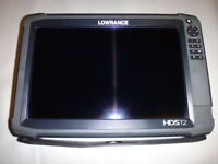 Lowrance HDS 12 Touch Insight GEN 3 GPS/Fishfinder Navico