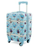 DISNEY STORE Frozen 2 Rolling LuggageSUITCASE for kids NEW with tags