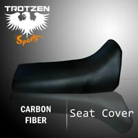 Yamaha Grizzly 125  Carbon Fiber Atv Seat Cover