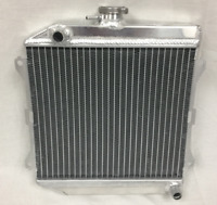 New ATV Aluminum Radiator for Honda Rancher 420 TRX420 2017-2020 2018 2019