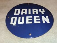 VINTAGE DAIRY QUEEN ICE CREAM CONE FAST FOOD RESTAURANT 10