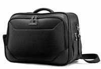 New Samsonite Travel Overnight Laptop Carry On Boarding Bag In Black