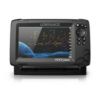 Lowrance 000 15513 001 Hook Reveal 7 Triple Shot Downscan US Charts Fish Finder