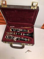Buffet Crampon E 11 Clarinet With CaSe Very Good Shape A