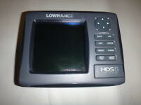 Lowrance HDS 5 Lake Insight GEN 2 GPS Fishfinder Navico