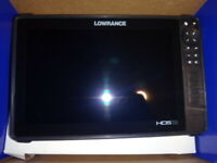 Lowrance LIVE HDS 12 Touch Insight GPS Fishfinder Navico