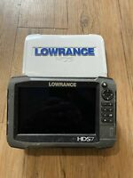 Lowrance HDS 7 Gen 3 Head Unit Only Fishfinder GPS FREE SHIPPING