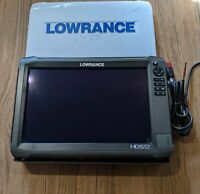 Lowrance HDS 12 Gen 3 Fishfinder GPS FREE SHIPPING
