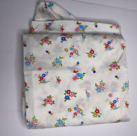 Vintage Pacific Miracale Full Double Fitted Sheet New Opened Vintage Bedding