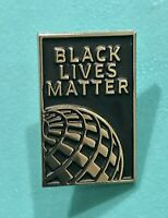 RARE UNITED AIRLINES BLACK LIVES MATTER PIN