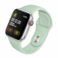 Smart Watch for iPhone iOS Android Phone Bluetooth Waterproof Fitness Tracker $24.90