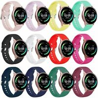 Samsung Replacement Sports Band for Galaxy Watch 1 2 3 Active Active 2 Gear $5.99
