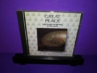 Great Peace Inner Harmony New Age Music By Robert Martin CD A514 $9.99