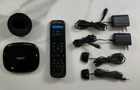 Logitech Harmony Elite Remote Control System Fully Tested Complete Free Samp;H $229.99