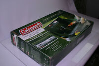 Coleman 2 Burner Stove Suitcase Style