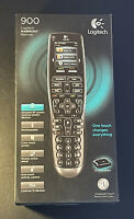 Logitech Harmony 900 Touch screen remote with IR blaster and accessories IN BOX $65.99