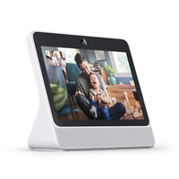 Facebook 10.1quot; Portal Smart with Alexa White NEW $94.00