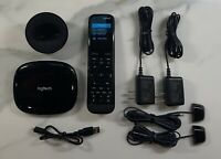 Logitech Harmony Elite Remote Control System Fully Tested Free Samp;H Complete $249.99