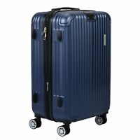LOTOLE Suitcase Lightweight Luggage With Spinner Wheels 3 Piece Set(20quot; 24quot; 28quot;)