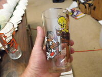Pepsi Collector Series quot;Tweety Bird Glass 1976 Copyright date