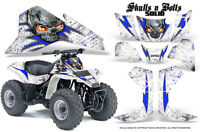 SUZUKI LT 80 LTZ80 ATV CREATORX GRAPHICS KIT DECALS SNBSDBLW