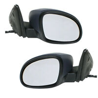 09 17 VW Tiguan Mirror Power Heated w Signal amp; Puddle Lamp Left amp; Right SET PAIR