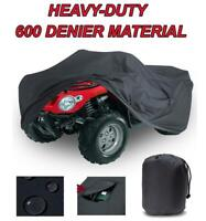 Trailerable ATV Cover Yamaha Grizzly 700 FI 4x4 Auto Ducks Unlimited Edition 200