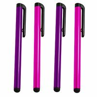 4 Pack of Universal Touch Screen Stylus Pen for All touch screen Phone or Tablet $5.30