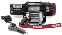 Warn ATV ProVantage 3500 Winch w/Mount 05-11 & 2014Arctic Cat 500cc 4x4