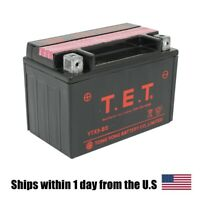 YTX9-BS ATV Battery Honda TRX250 TRX300 TRX400 TRX700 Fourtrax Sportrax 12v 9Ah