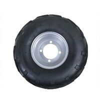 Chinese ATV Tire Rim Wheel Assembly - 16x8-7 - 4 Bolt -  Front Rear