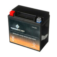 YTX14-BS ATV Battery for HONDA FourTrax Foreman ES, 4x4 500CC 05-'09
