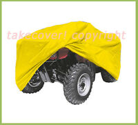 SUZUKI LTZ400 ATV Cover Quad Cover STA05 Yellow PBATCY-SZKLTZ4LY5