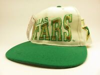 official photos 2536c 55296 Dallas Stars NHL White Fitted Hat Size 6 7 8 Embroidered Logo NHL Apex 1