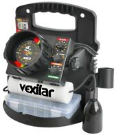 NEW! Vexilar PP1812D FL-18 Pro Pack II 12-Degree Ice-Ducer Combo with DD-100