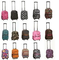 Deluxe Wheel Backpack Rolling 17