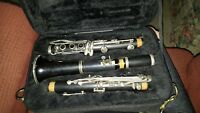 Noblet Paris Clarinet - Used - Great Condition- New case