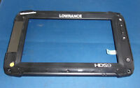 Lowrance HDS9 Touch Gen2 Front Frame with Power button, Keypad and SD Card slots