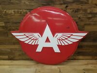 Associated Flying A TYDOL...PORCELAIN sign  original