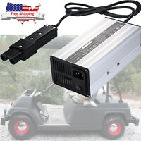 48 Volt 48V Golf Cart Battery Charger with 2 Pin Plug for Latest Yamaha G19/G22