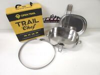 OPEN TRAIL SNOWMOBILE/ATV EXHAUST PIPE COOKER FOOD WARMER MUFF POT
