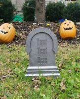 Personalized Haunted Mansion Halloween Inspired Tombstone Prop Replica